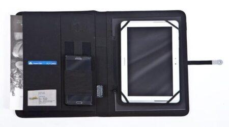 מכתביה משולב מטען נייד ודיסק און קי – לוניטק