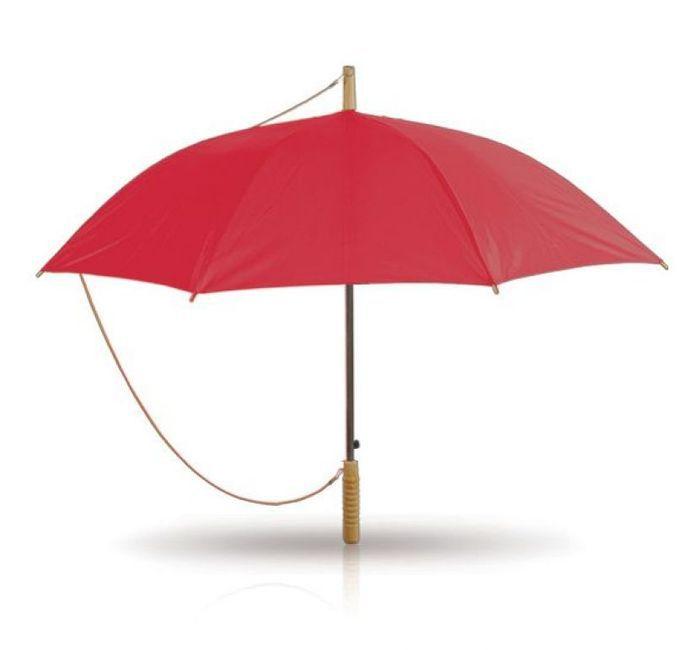 מטריה 21 אינץ' ממותגת -לוניטק