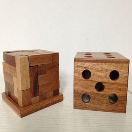 קוביית עץ להרכבה 2 – לוניטק