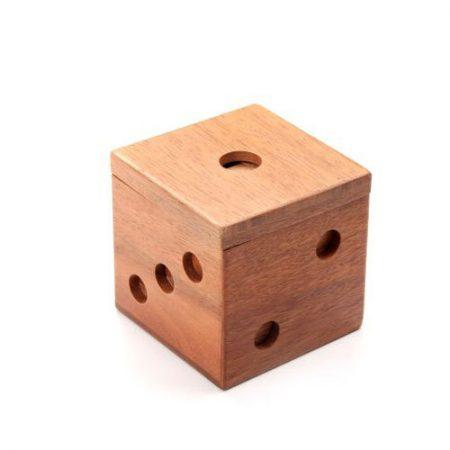 קוביית עץ להרכבה – לוניטק