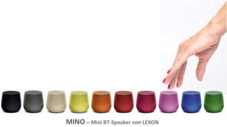 רמקול לקסון מינו 3 Lexon Mino  – לוניטק