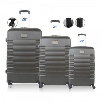 בואינג סט 3 מזוודות