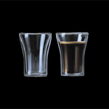קולומביה כוס זכוכית לקפה