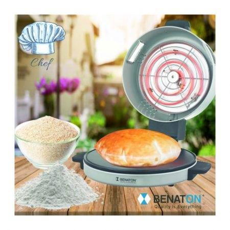 אופה לחם ופיצה הדמיה