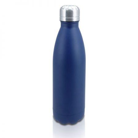 בקבוק טרמי מעוצב כחול