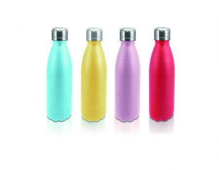 בקבוק טרמי צבעוני – פריסה