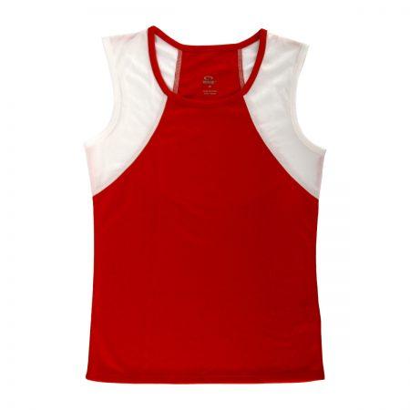 גופית ריצה נשים אדום