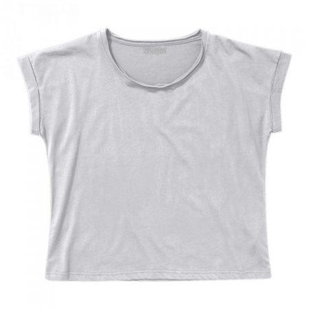 חולצת טריקו נשים עטלף לבן_137