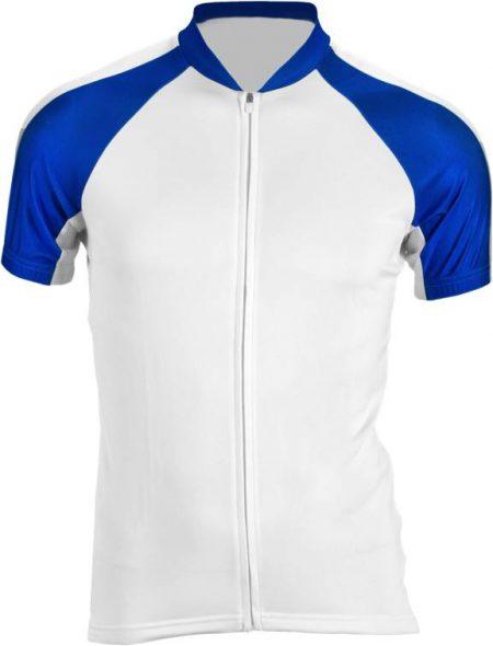 חולצת רכיבה מקצועית כחול