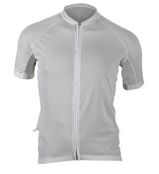 חולצת רכיבה מקצועית לבן