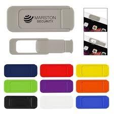 כיסוי מצלמה למחשב צבעים