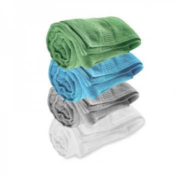 מגבת קצף צבעים
