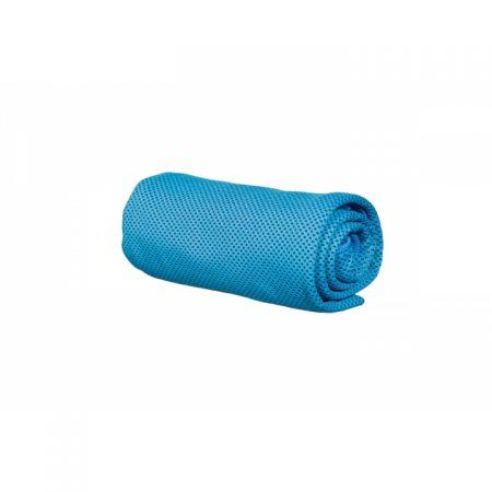 מגבת קרח כחול פתוח