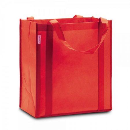 תיק אלבד לקניות אדום