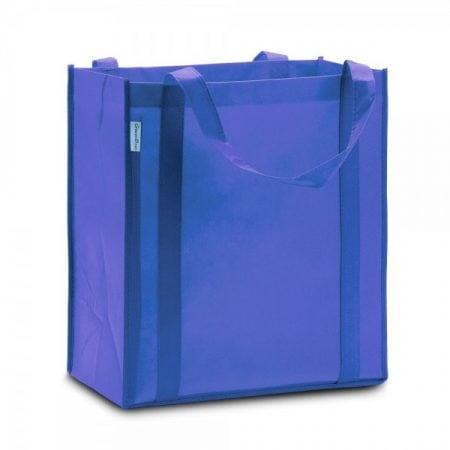 תיק אלבד לקניות כחול