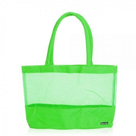 תיק ים רשת קניות ירוק