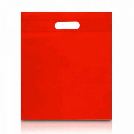 תיק כנס ידית מובנית אדום