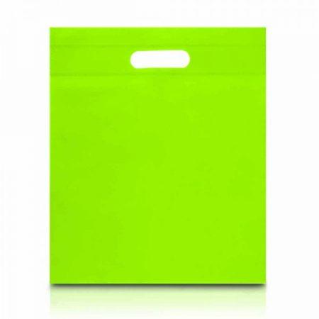 תיק כנס ידית מובנית ירוק