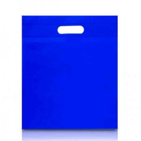 תיק כנס ידית מובנית כחול