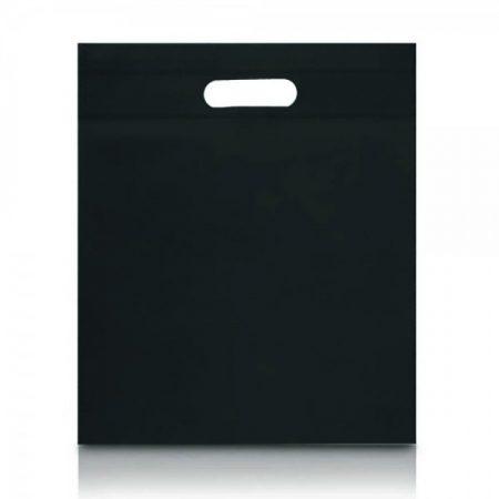 תיק כנס ידית מובנית שחור