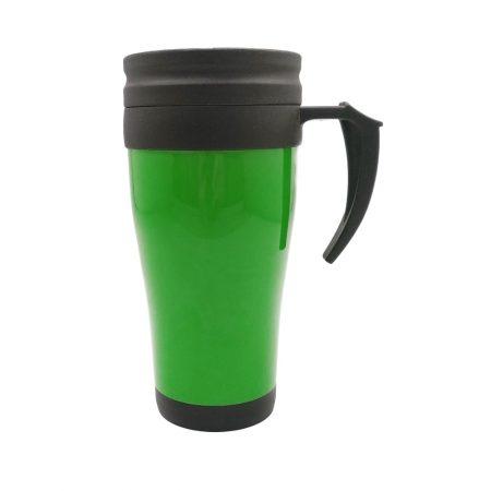 כוס טרמי פלסטיק ירוק