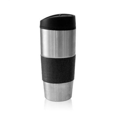 כוס טרמי נירוסטה שחור