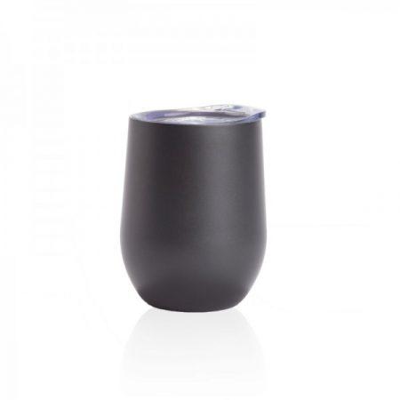 כוס טרמית מעוצבת נוהו שחור 6714