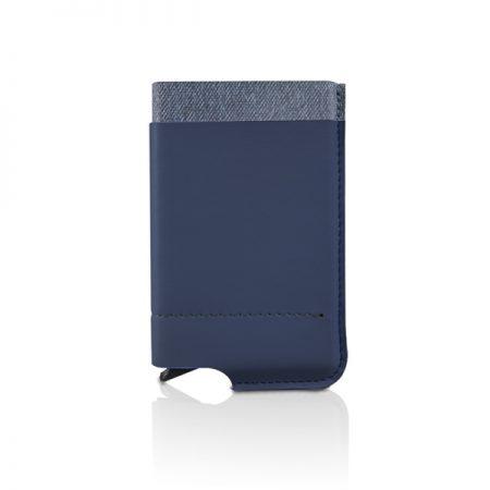 ארנק בטיחות פיננסי כחול