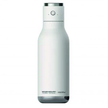 בקבוק אסובו רמקול לבן