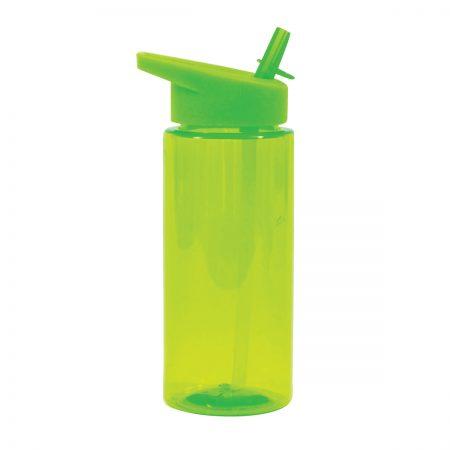 בקבוק ספורט פייה עם קש – מילר ירוק