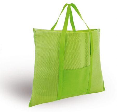 מחצלת תיק ירוק